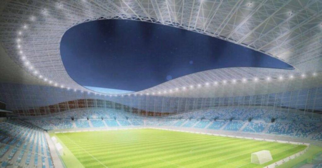 Asa va arata noul stadion din Constanta. Sursa foto: fcfarulconstanta.ro