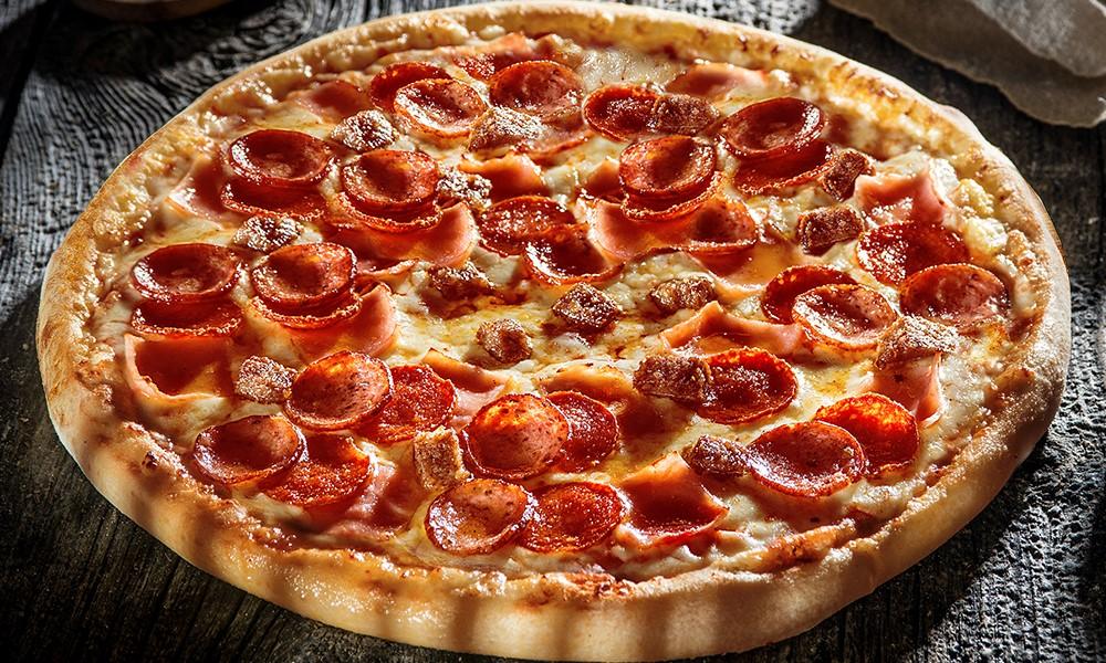 pizza de la Domino`s 2