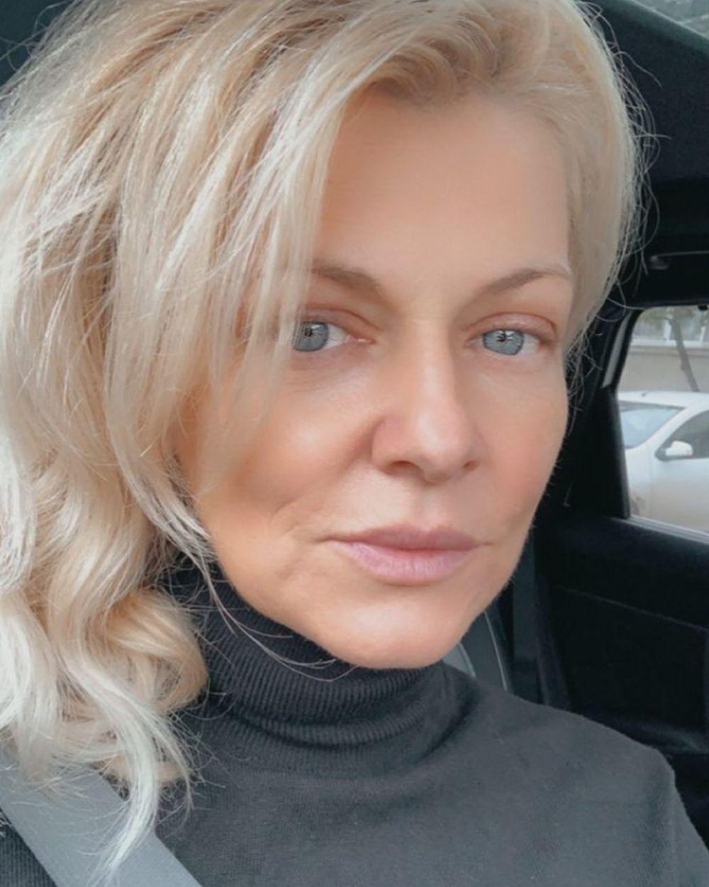 Dana Nălbaru arată foarte bine și se vede că este transformată total
