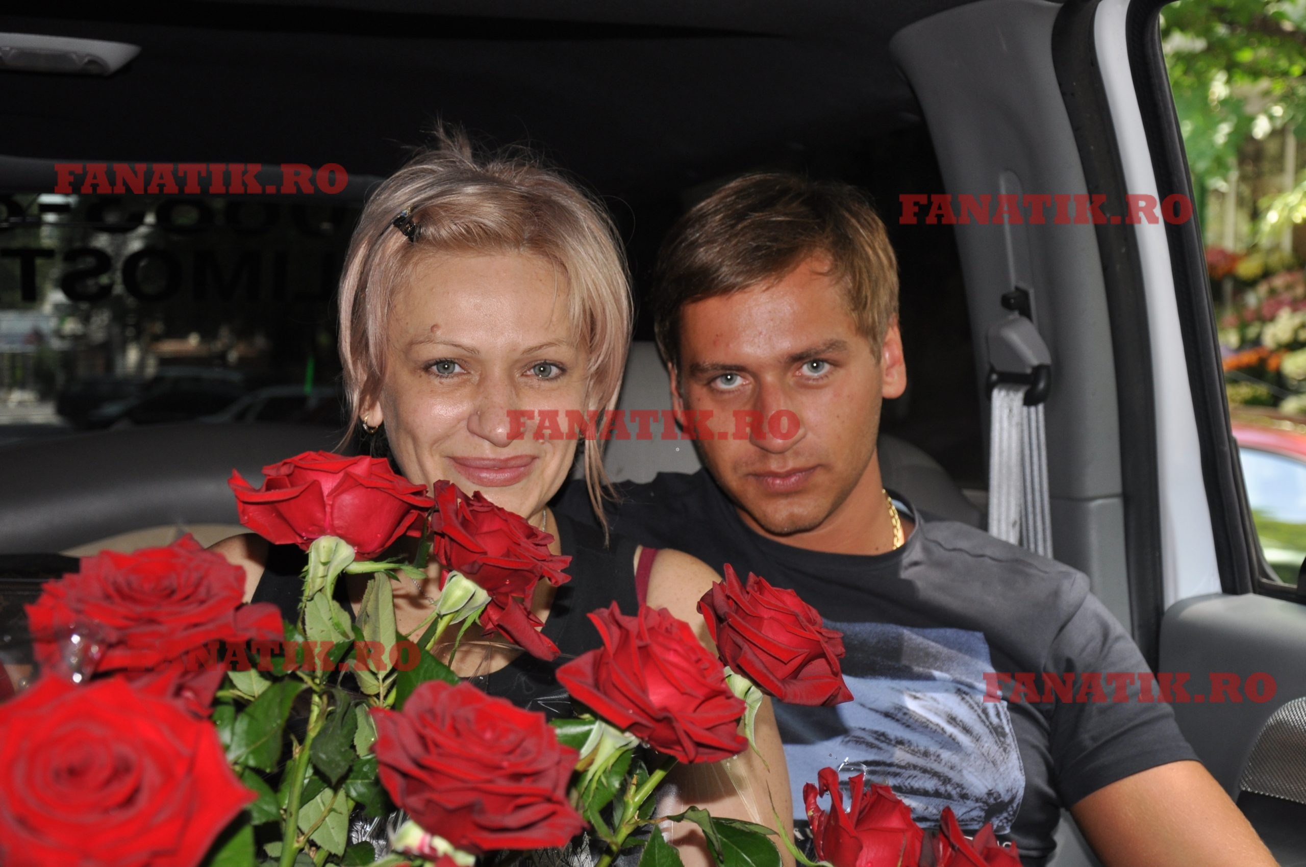 Mama și fratele Dariei Radionova