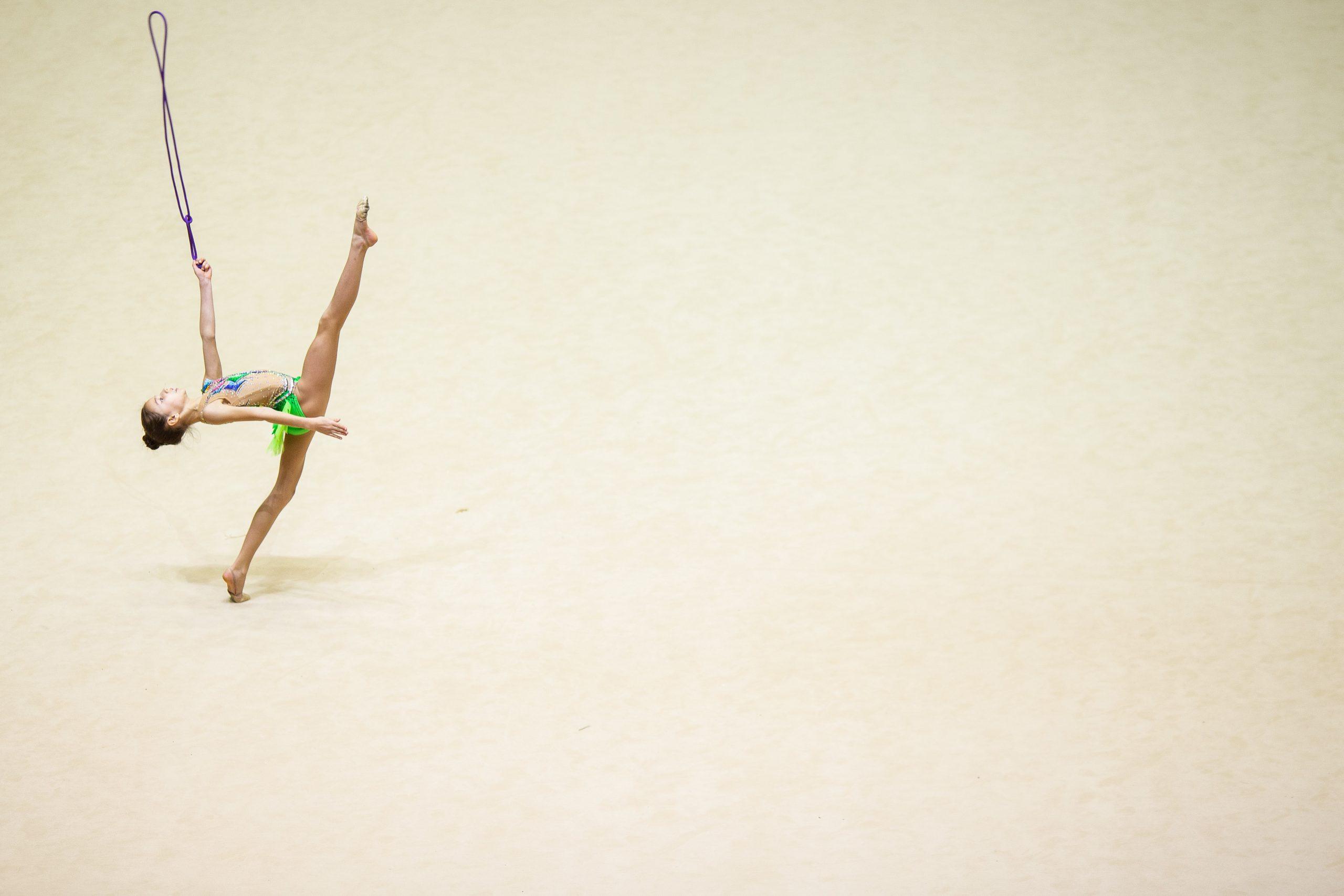 IRINA DELEANU CUP gimnastica ritmica INQUAM Ilona Andrei