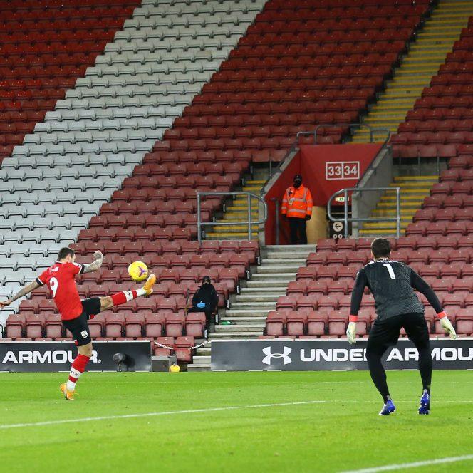 Danny Ings a marcat golul victoriei cu Liverpool în minutul 2. Sursa foto: Facebook
