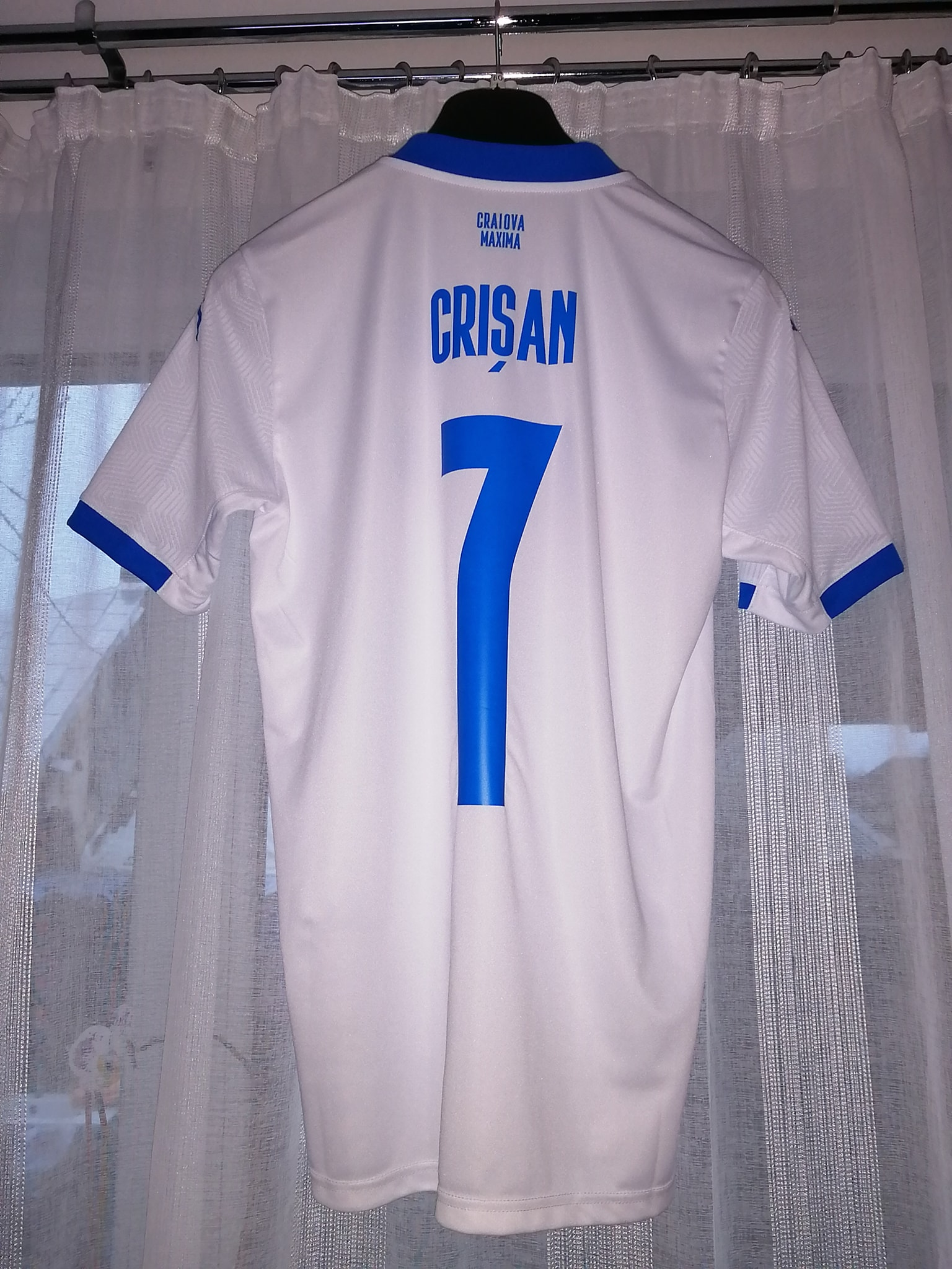 Zoltan Crișan tricou