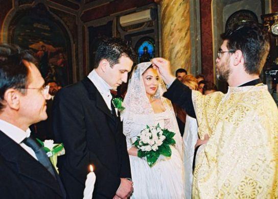 Nuntă Andi Moisescu și Olivia Steer