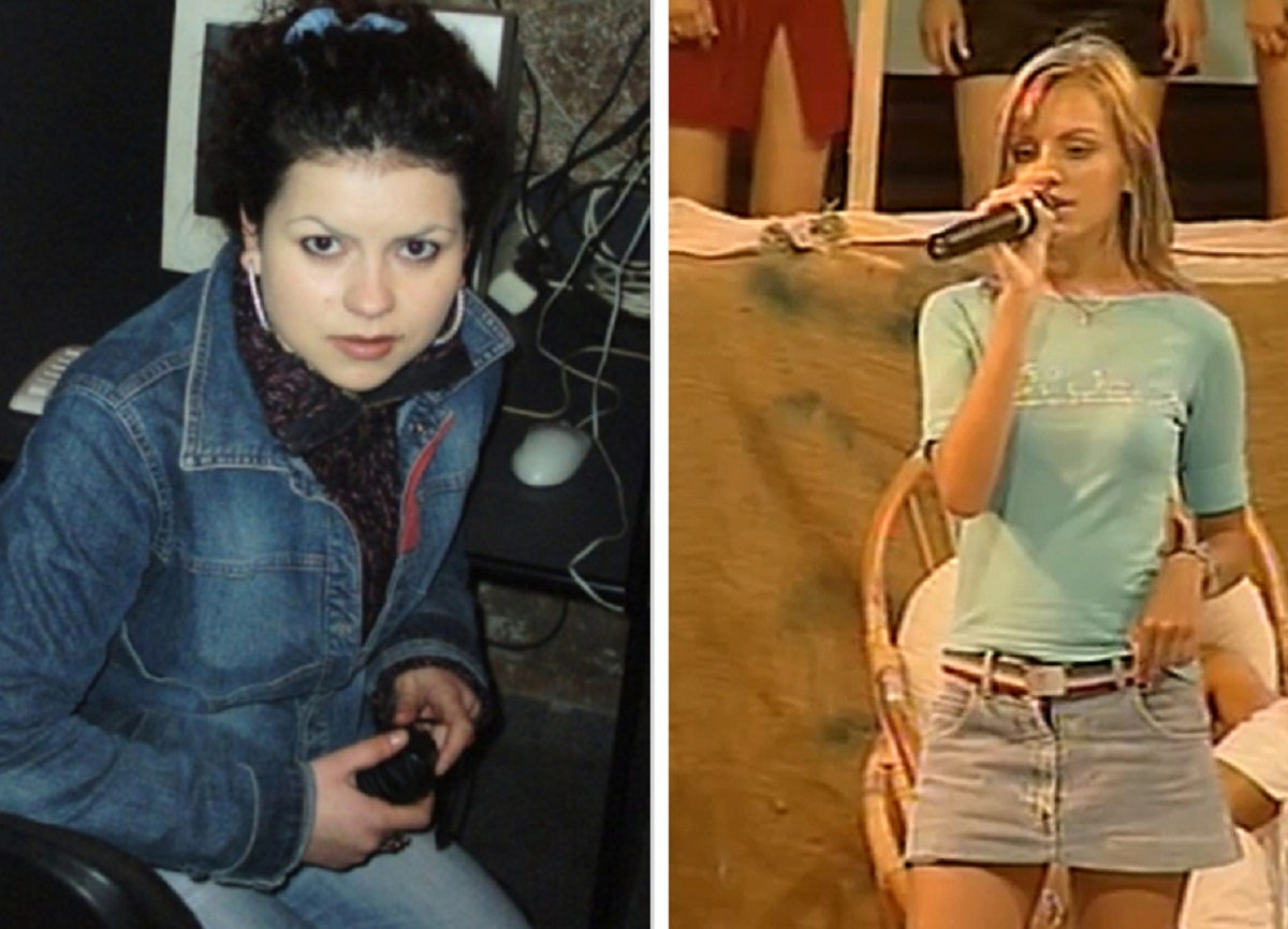 Vlăduța Lupău, de nerecunoscut la 18 ani. A participat la Miss Romândria 2009, show prezentat de Mihaela Rădulescu