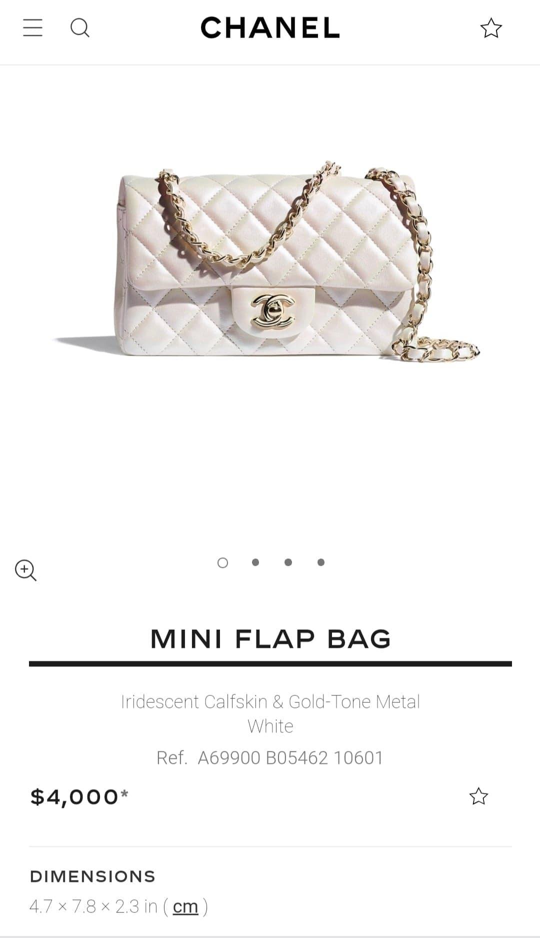 Poșetă Chanel