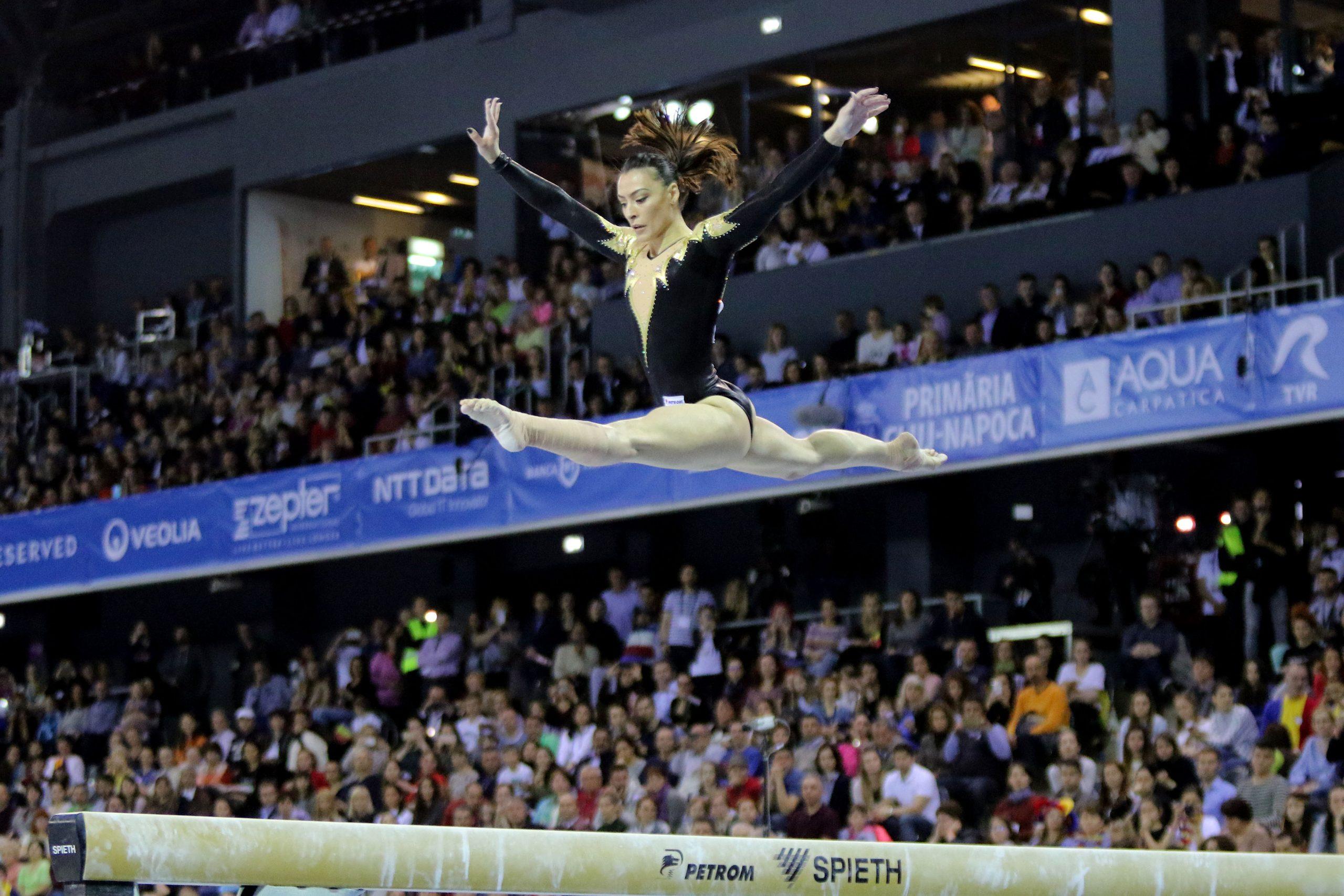 Catalina Ponor, la Campionatele Europene de la Cluj