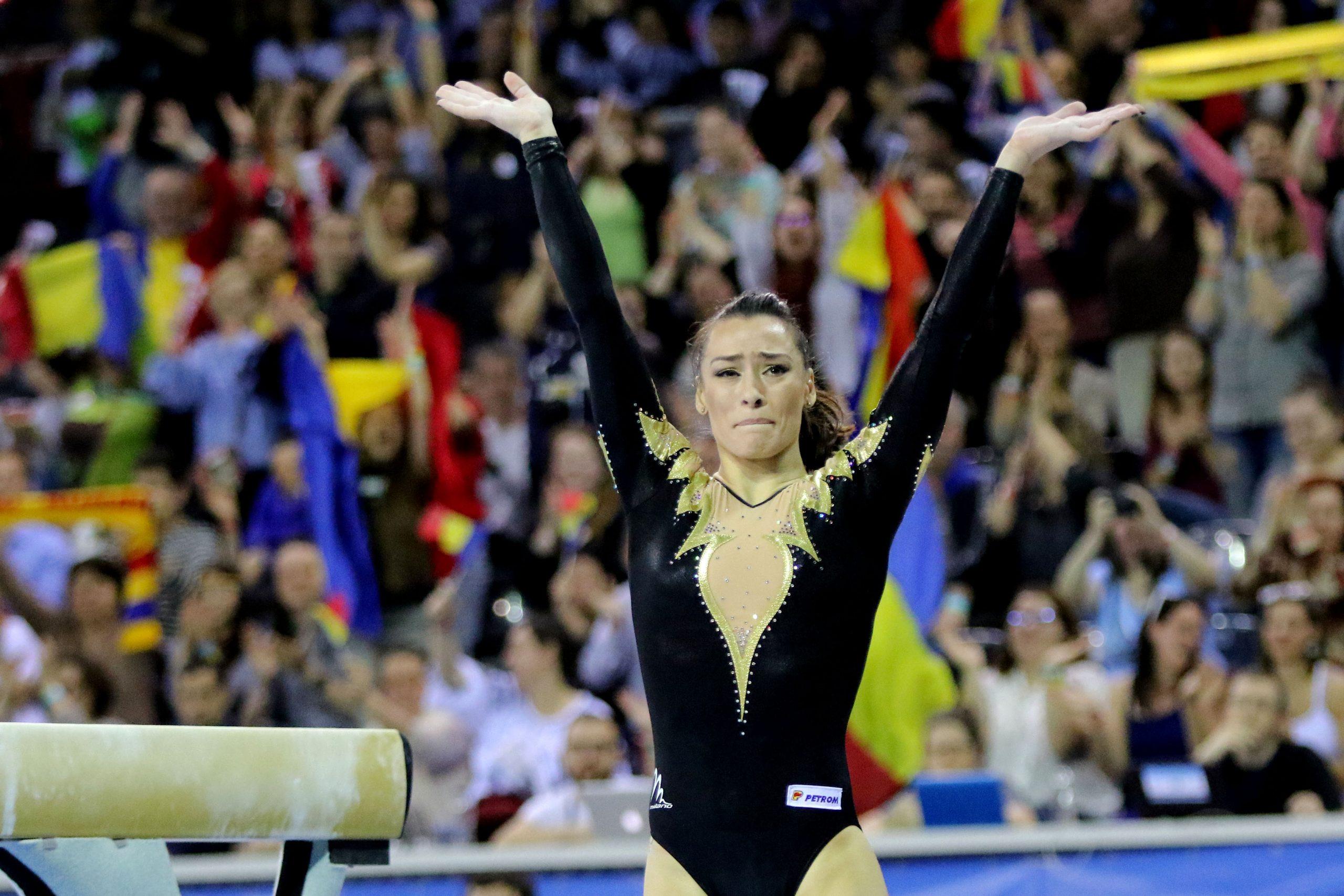 Catalina Ponor la Campionatele Europene de la Cluj