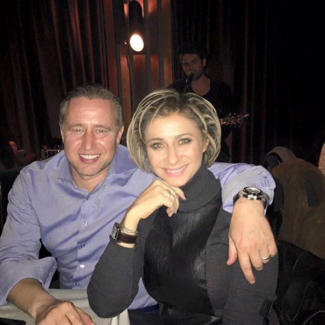 Ana Maria Prodan și Laurențiu Reghecampf, un cuplu stabil (sursa facebook.com)