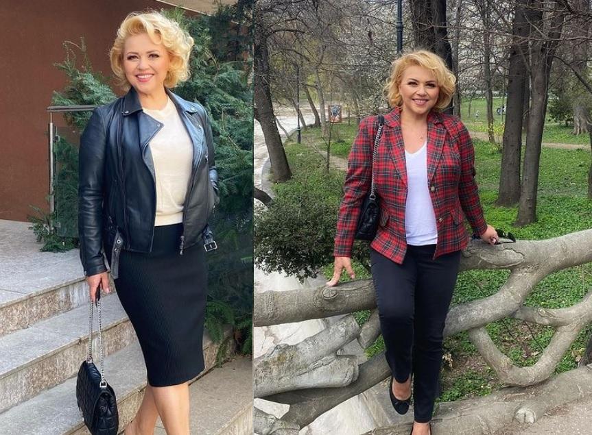 Cum a slăbit sănătos Cornelia Rednic, după o dietă care era să-i distrugă viaţa!