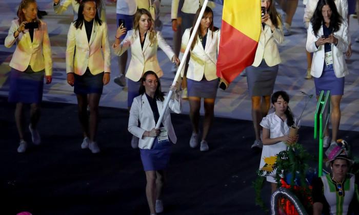 Cătălina Ponor, portdrapelul României în 2016