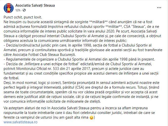 FCSB instanță Florin Talpan