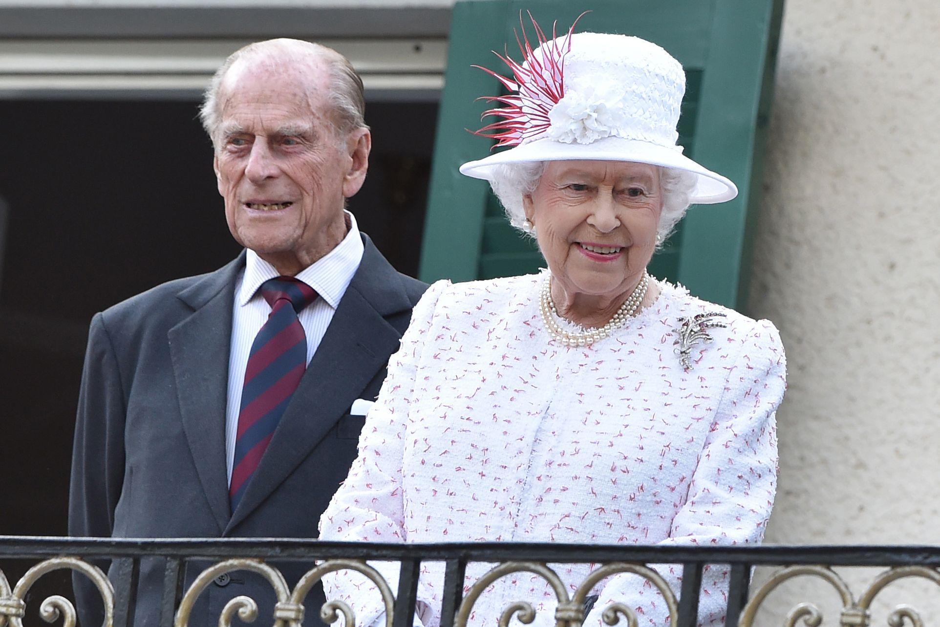 Prințul Philip, Regina Elisabeta a II-a