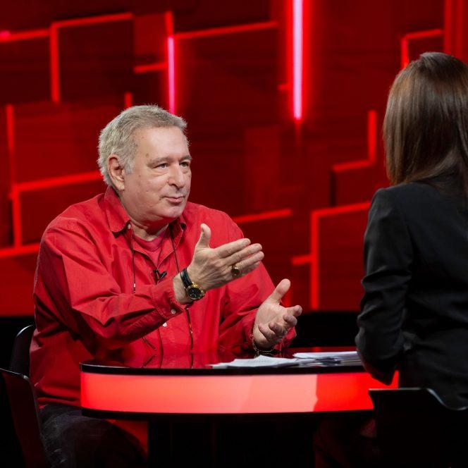 Mădălin Voicu în emisiunea lui Denise Rifai