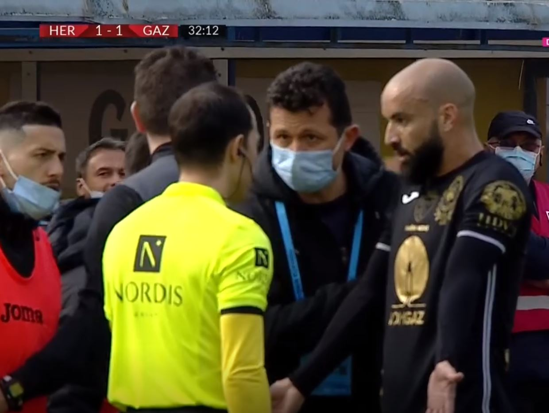 scandal arbitraj Liga 1