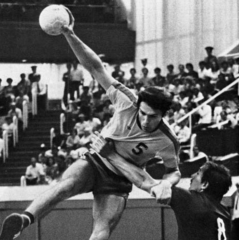 Vasile Stângă, la Jocurile Olimpice de la Moscova