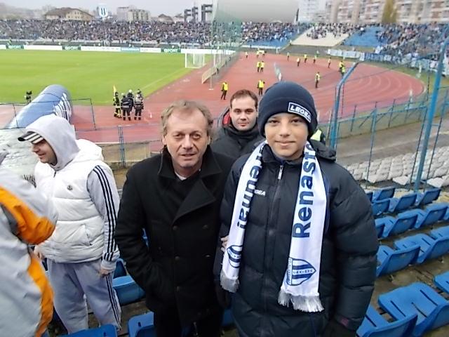 Ilie Balaci și Dragoș Albu