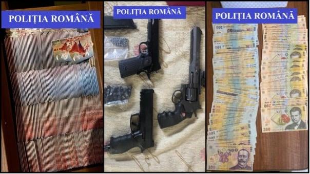 bunuri confiscate de polițiști