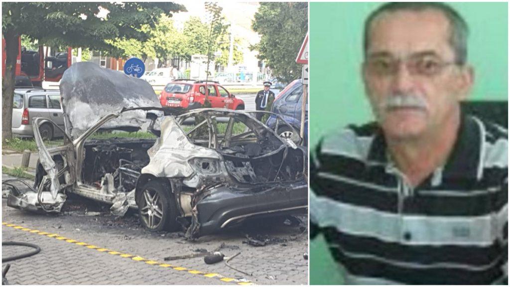 Cine este Ioan Crișan, omul care se afla la volanul mașinii care a explodat la Arad? Își transformase pasiunea în afacere