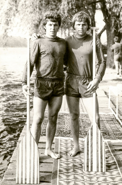 Gheorghe şi Toma Simionov