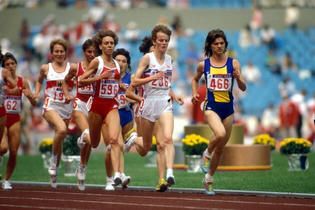 Paula Ivan deţine şi azi recordul olimpic la 1500 de metri! S-a pregătit în salină pentru întreceri