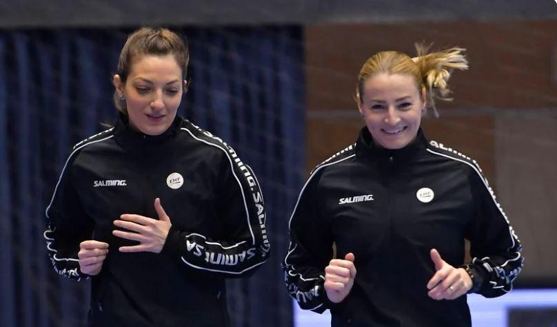Simona Stancu şi Cristina Năstase