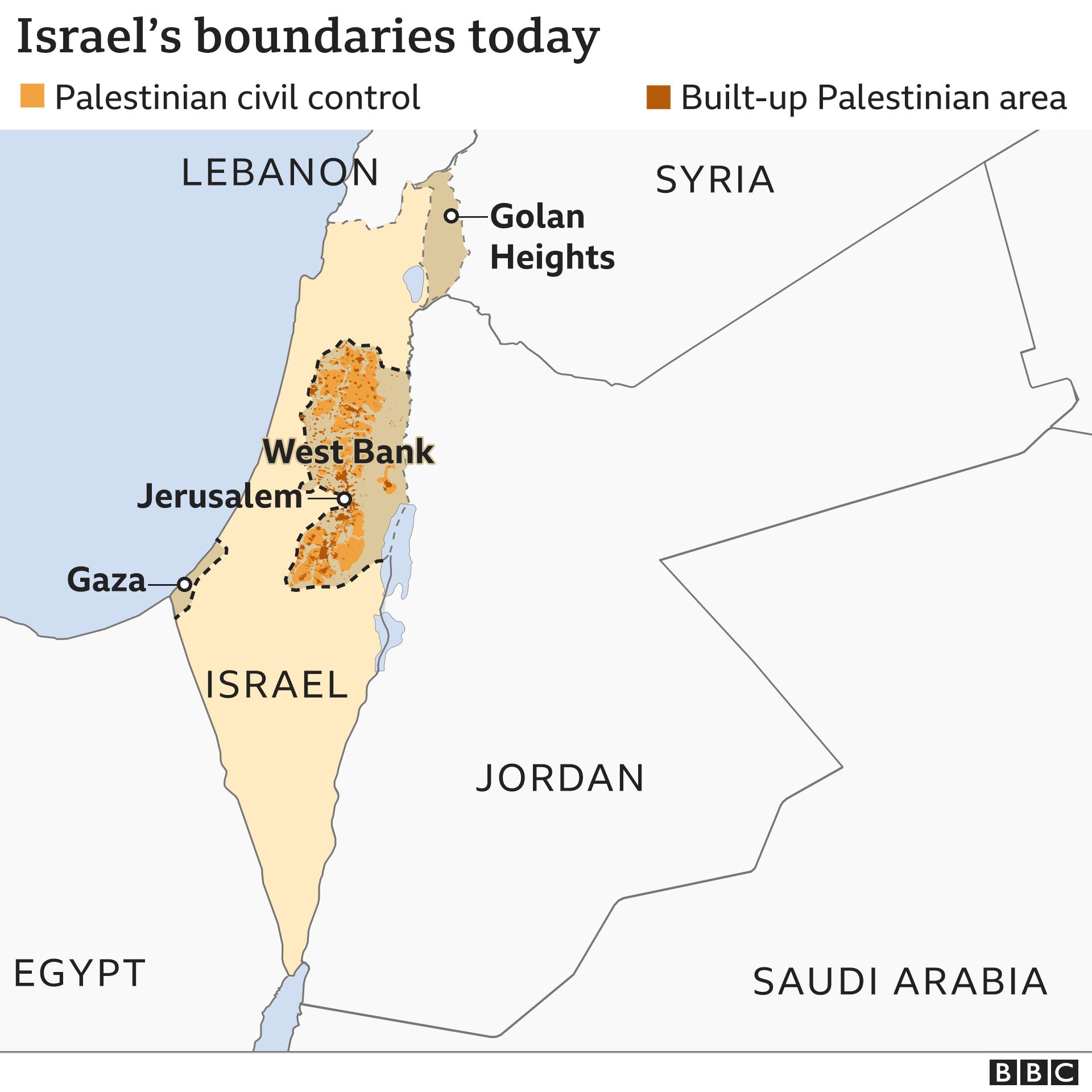 Conflictul dintre Israel și Palestina, o dispută veche de 100 de ani