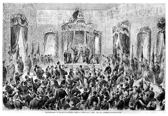 Încoronarea regelui Carol I (sursa wikipedia.org)