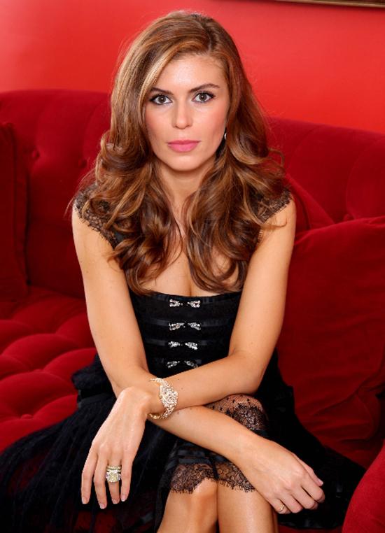 Lorea Sârbu, creatoare de modă
