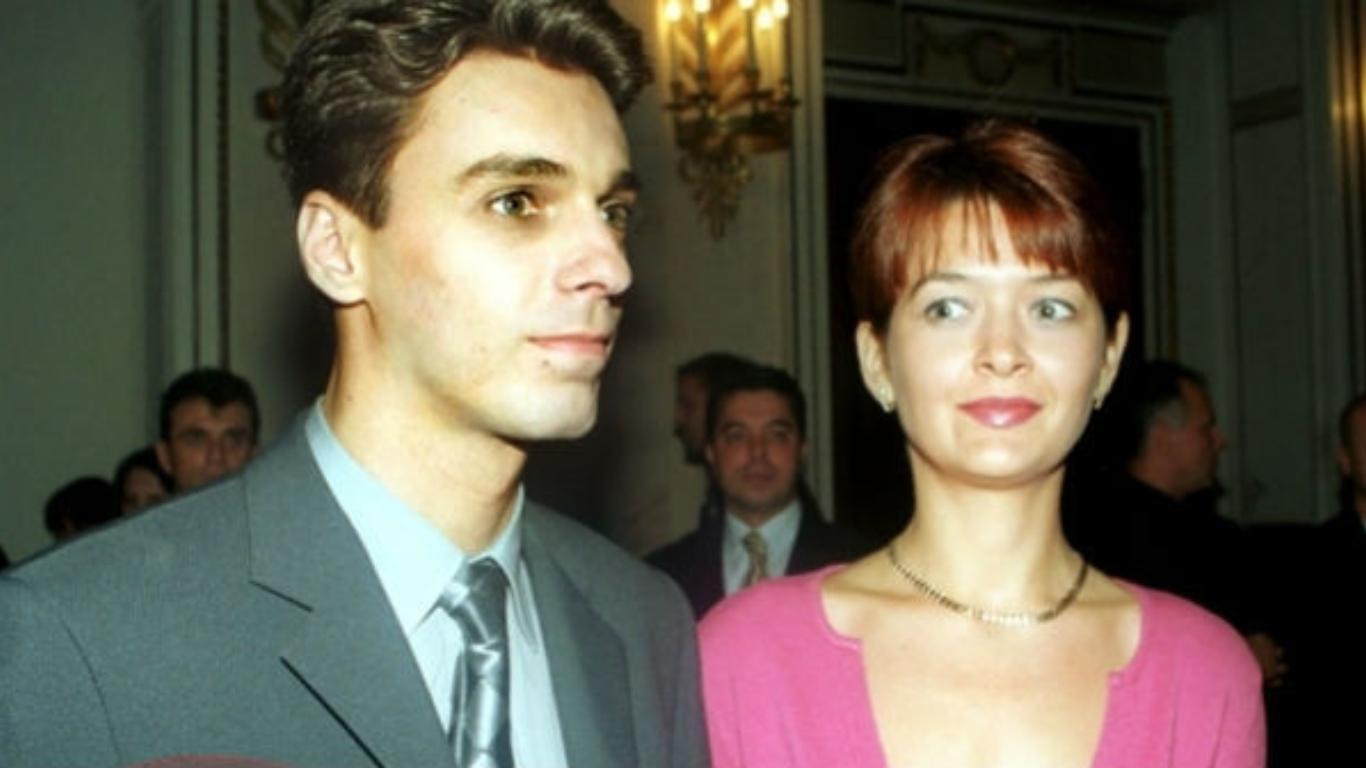 Mircea Badea și Diana Duhanov, fosta iubită
