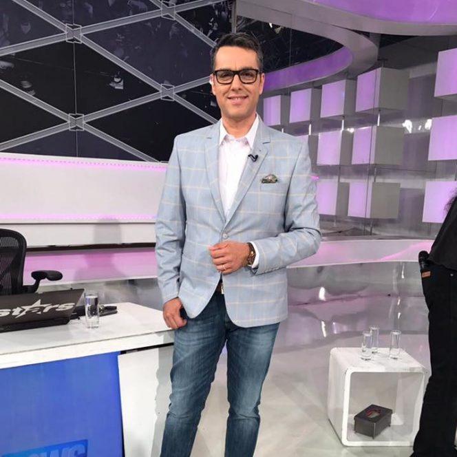 Realizatorul TV Cristi Brancu (sursa facebook.com)