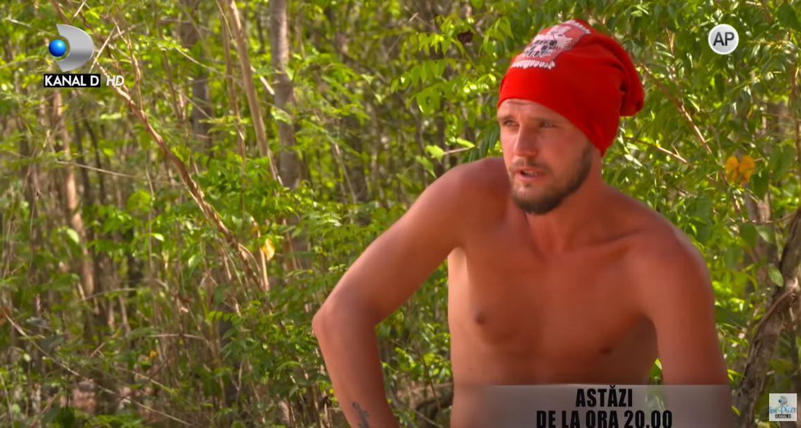 Stefan de la Survivor