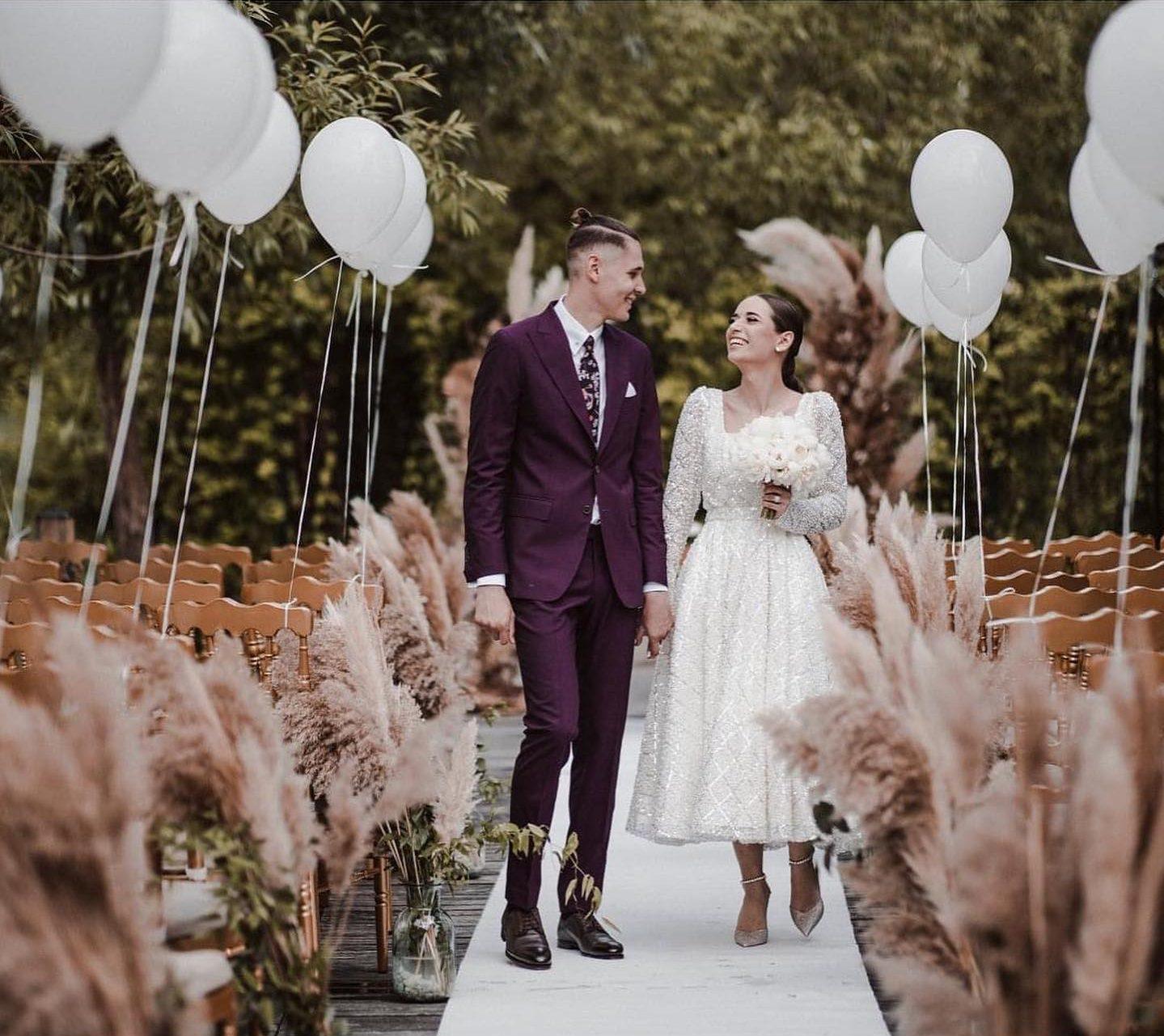 Silviu Lung nuntă