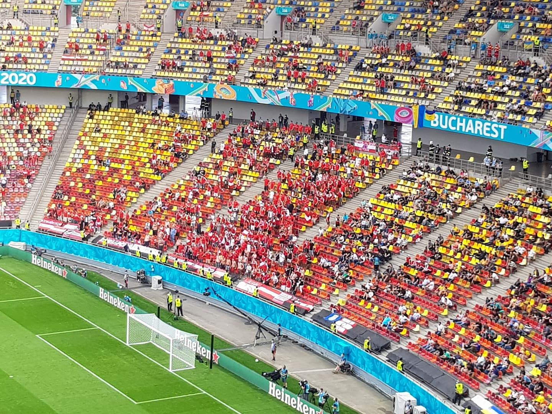 Galeria Austriei la meciul cu Ucraina
