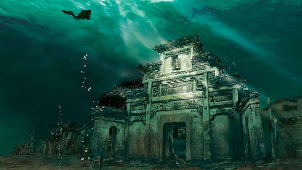 Orașele scufundate. Civilizațiile pierdute în adâncuri
