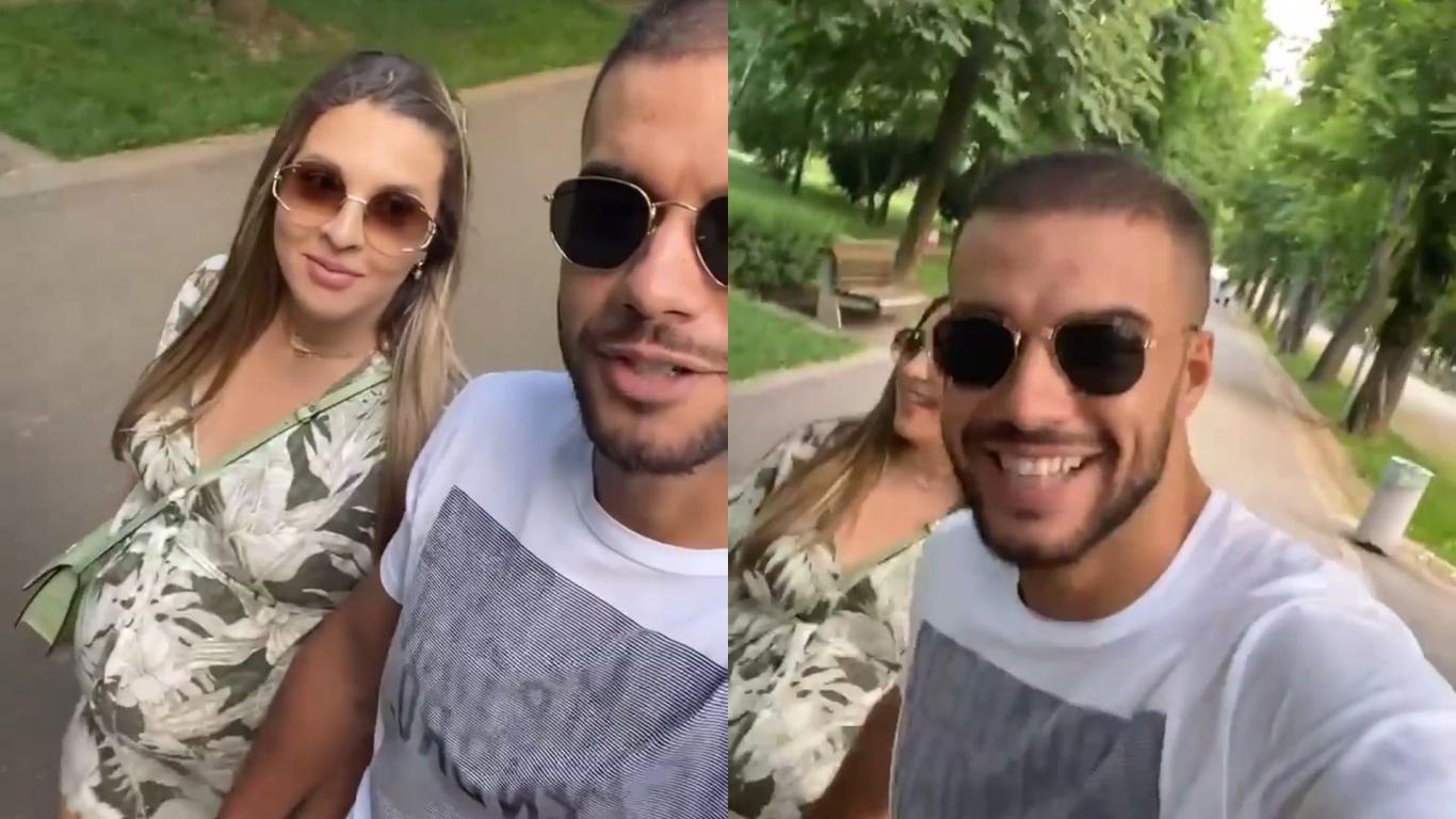 Culiță Sterp și iubita sa, Daniela Iliescu