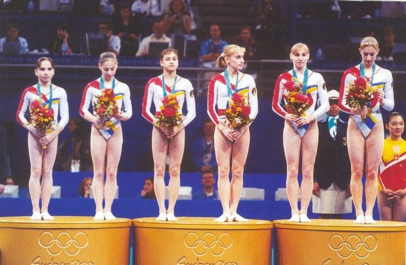 Echipa de gimnastică Sydney