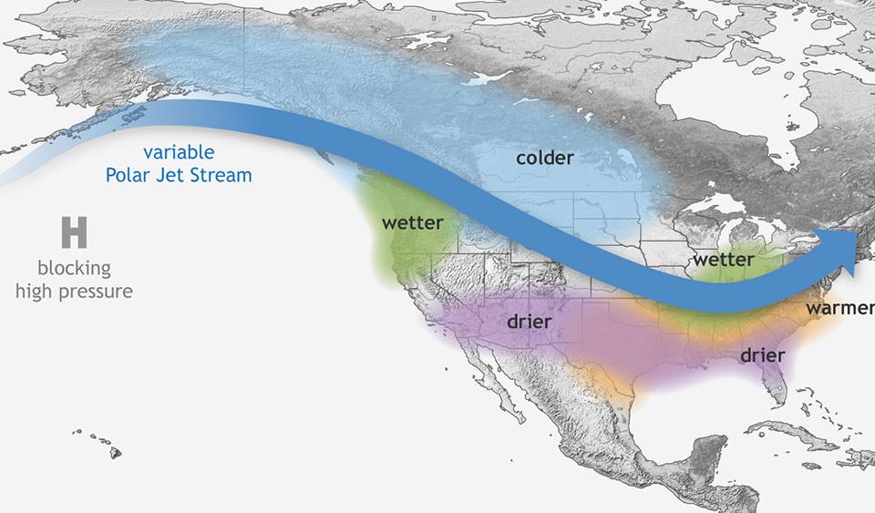 Cercetătorii au descoperit cum a fost influențată evoluția omului de fenomenele meteorologice El Niño și La Niña