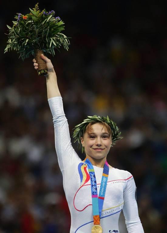 Monica Roşu, medaliată la Atena