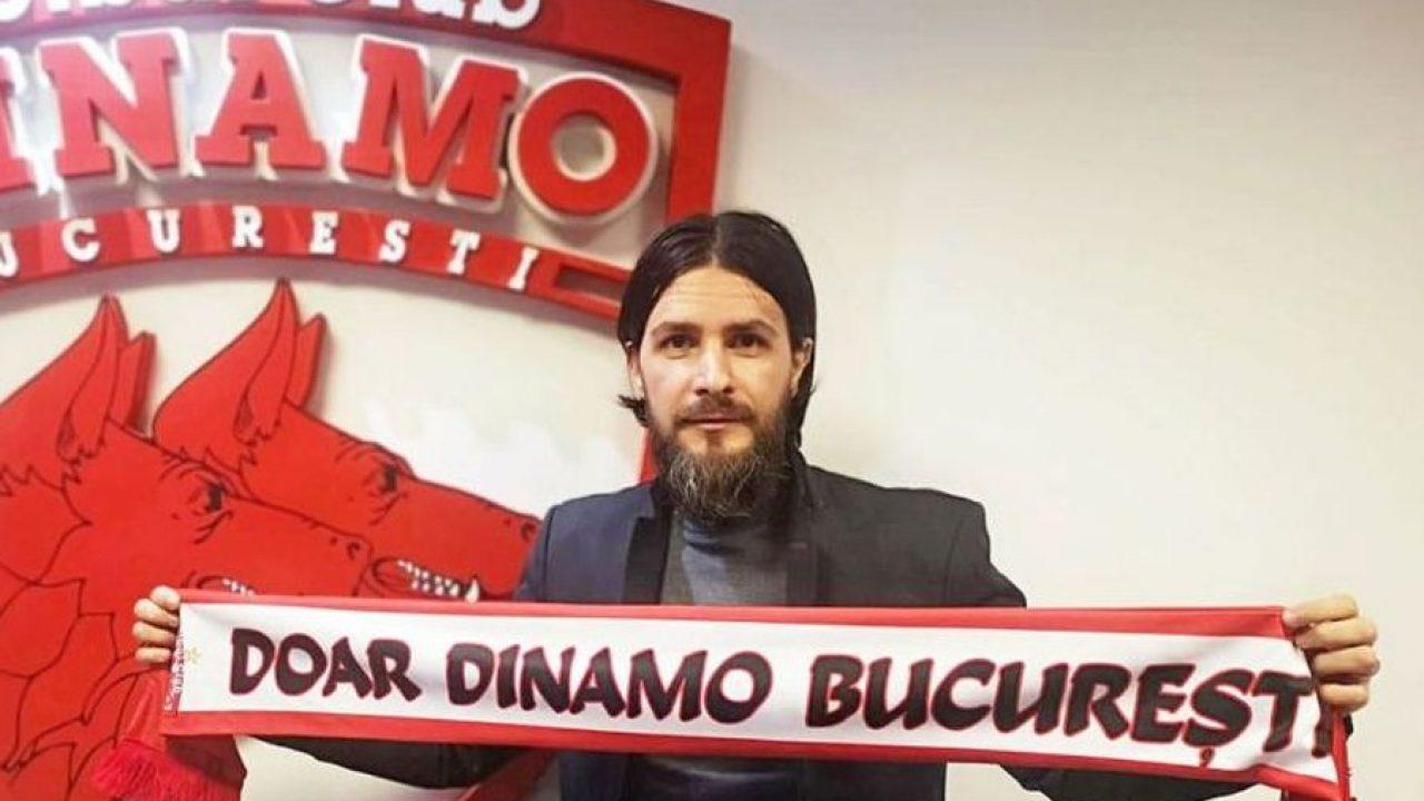 Mario Nicolae, director sportiv Dinamo