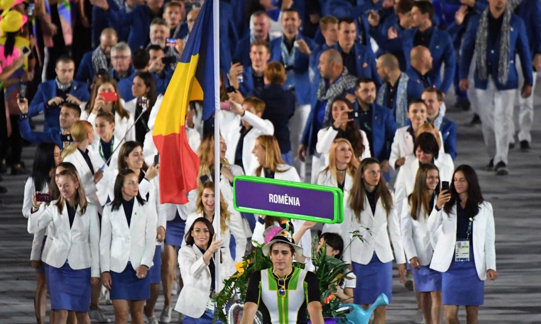 Cătălina Ponor, ultimul portdrapel al României la JO