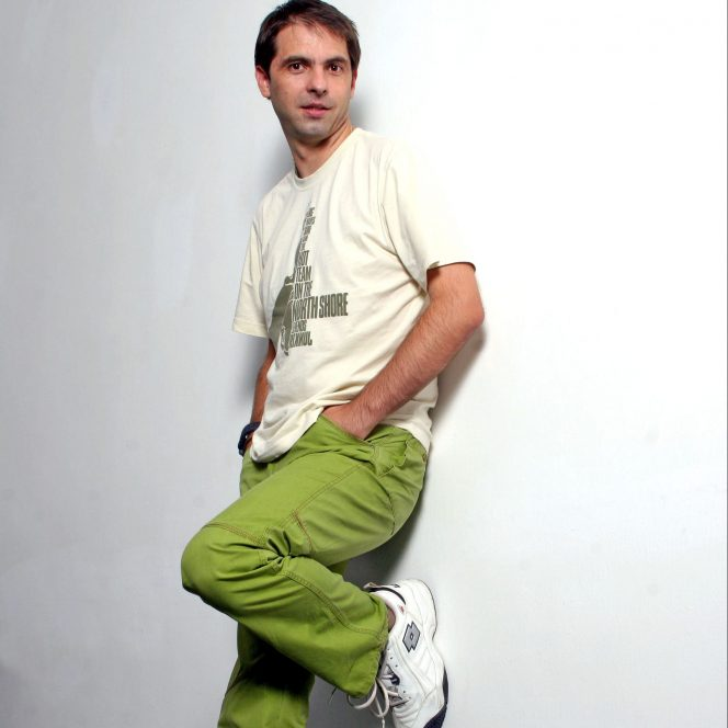 Realizatorul TV Dan Negru (sursa hepta.ro)