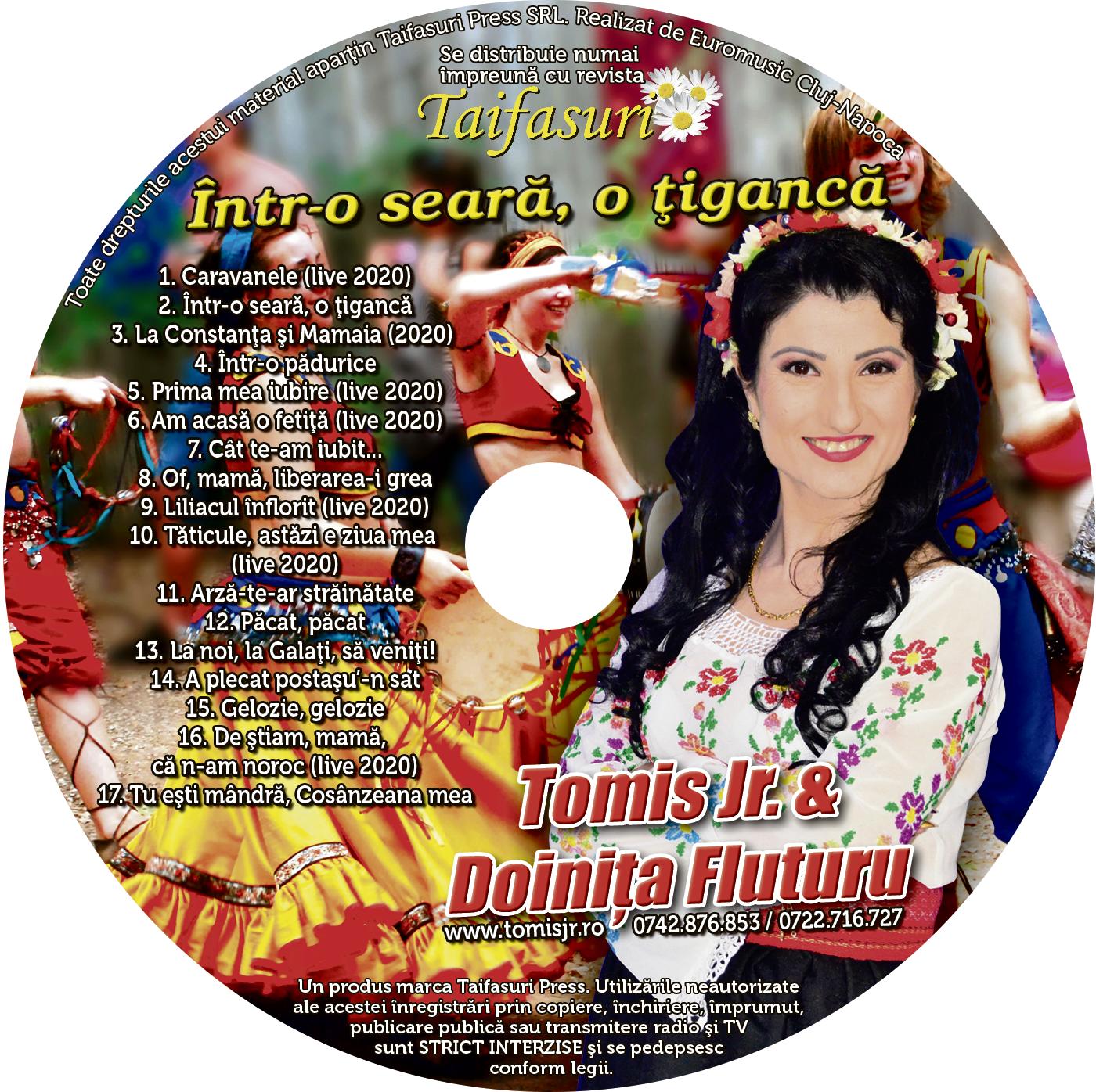 CD Doinita Fluturu din revista Taifasuri
