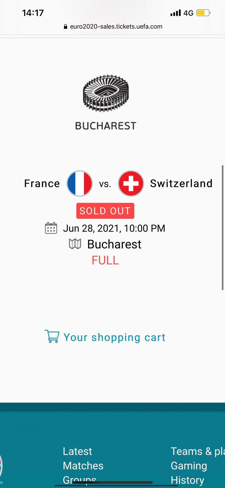 Totul despre Franța - Elveția de la Euro 2020 pe Arena Națională