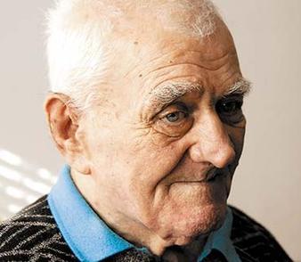 Vasile Tiță, în ultimii ani de viață