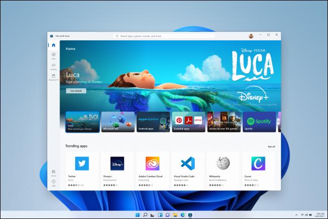 Un nou Windows Store. Sursa foto: Microsoft.