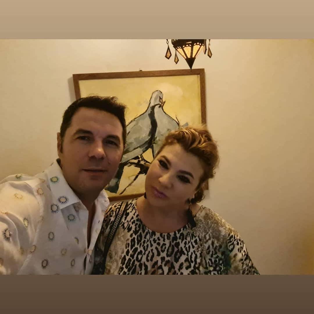 Mihaela Borcea și iubitul
