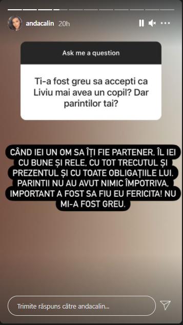 Anda Călin, adevărul despre relația cu fiica cea mare a lui Liviu Vârciu