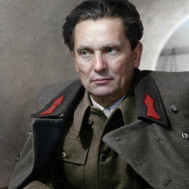 Liderul iugoslav Iosip Broz Tito (sursa facebook.com)