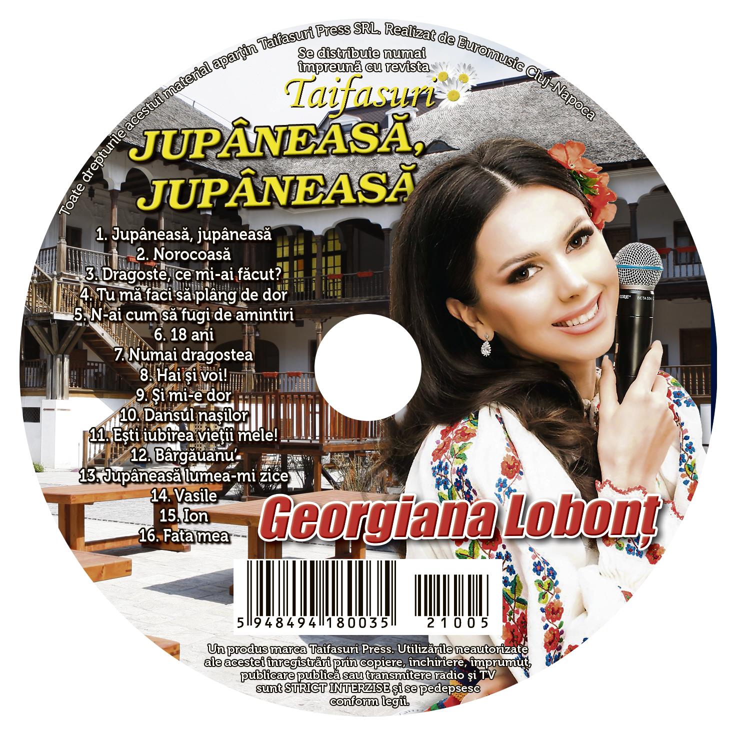 CD Georgiana Lobont